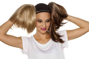 jak kupić perukę